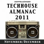 "Alex Clavijo & Roger Arias Remix of ""Keta featured on Doppelgänger's TechHouse Almanac"