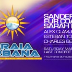Praia Urbana 2013 season opening party March 16th!